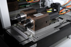 Pivoting Spindle Holder for UVA Nomyline Grinding Machine