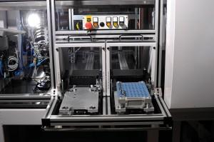UVA Nomyline Palette loading system