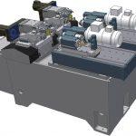 Nomyline UVA Internal twin Grinding Machine